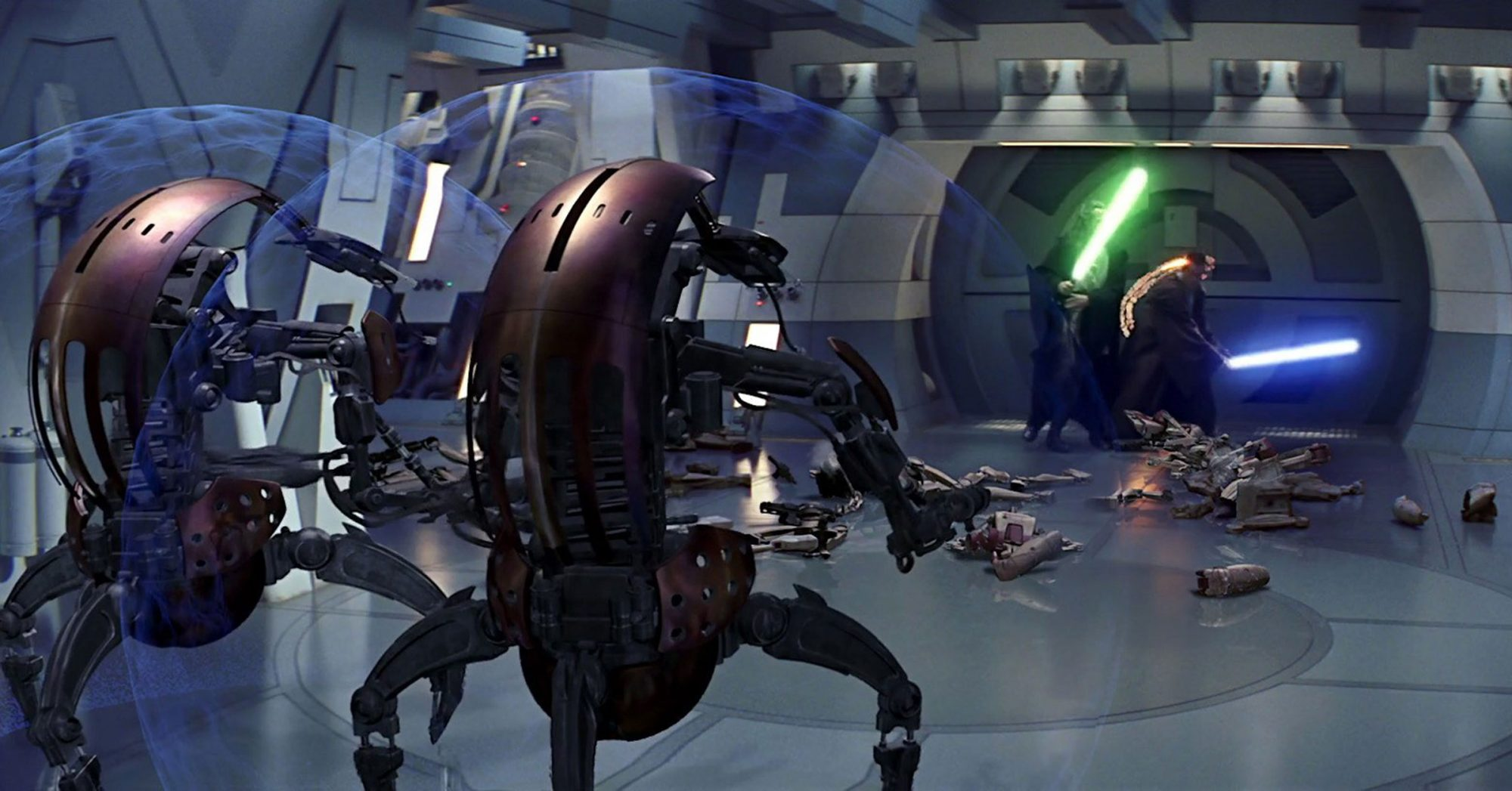 22. Droideka (The Phantom Menace)