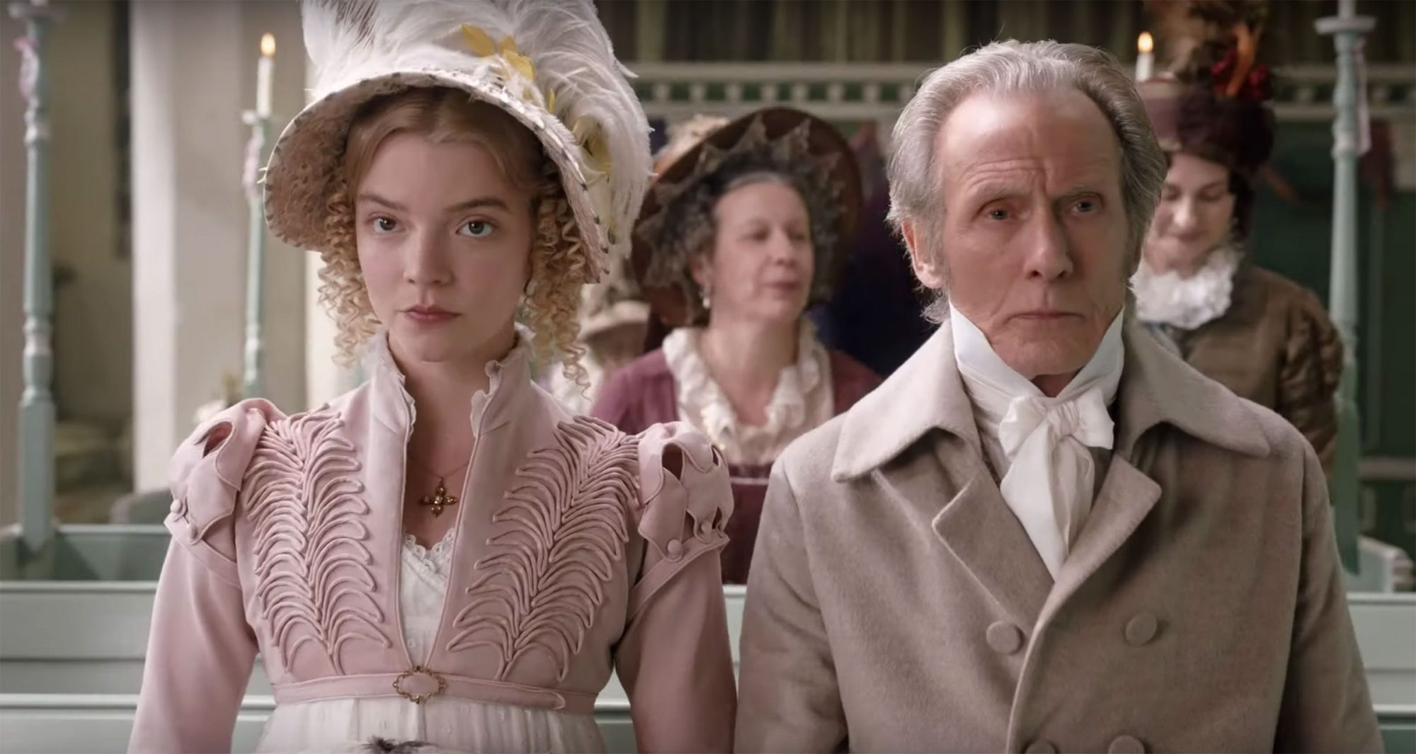Emma movie trailer remixes Jane Austen's classic book | EW.com