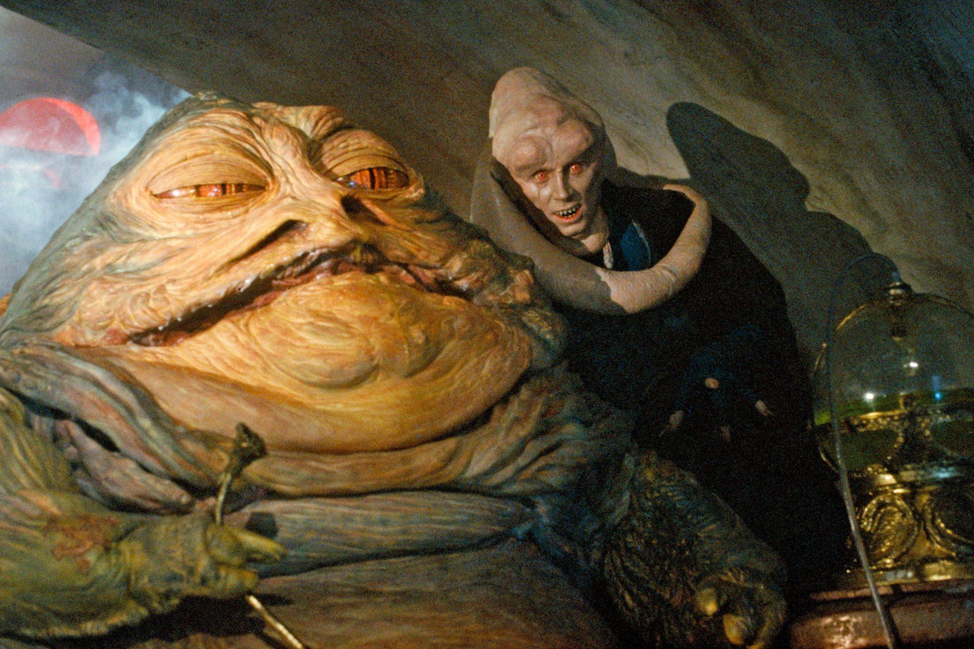 Star Wars: Episode VI - Return of the JediJabba the Hutt