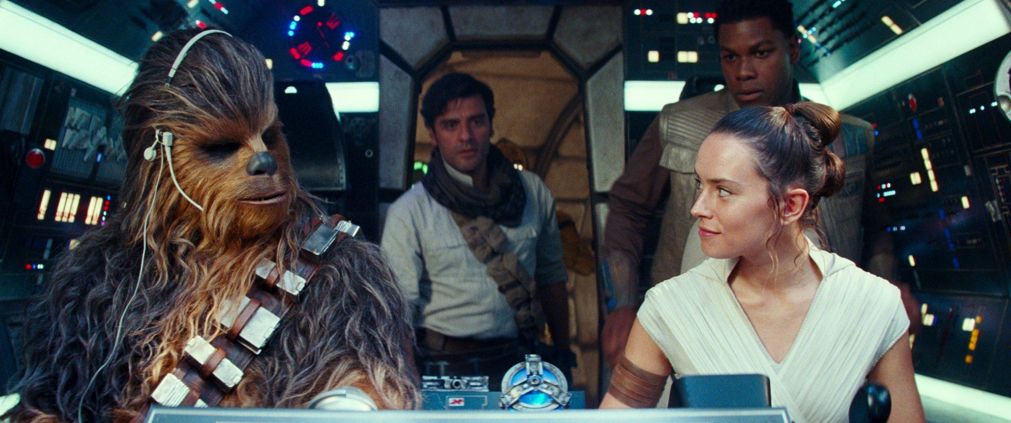 Star Wars Rise Of Skywalker New Photo Of Keri Russell S Zorri Bliss Ew Com