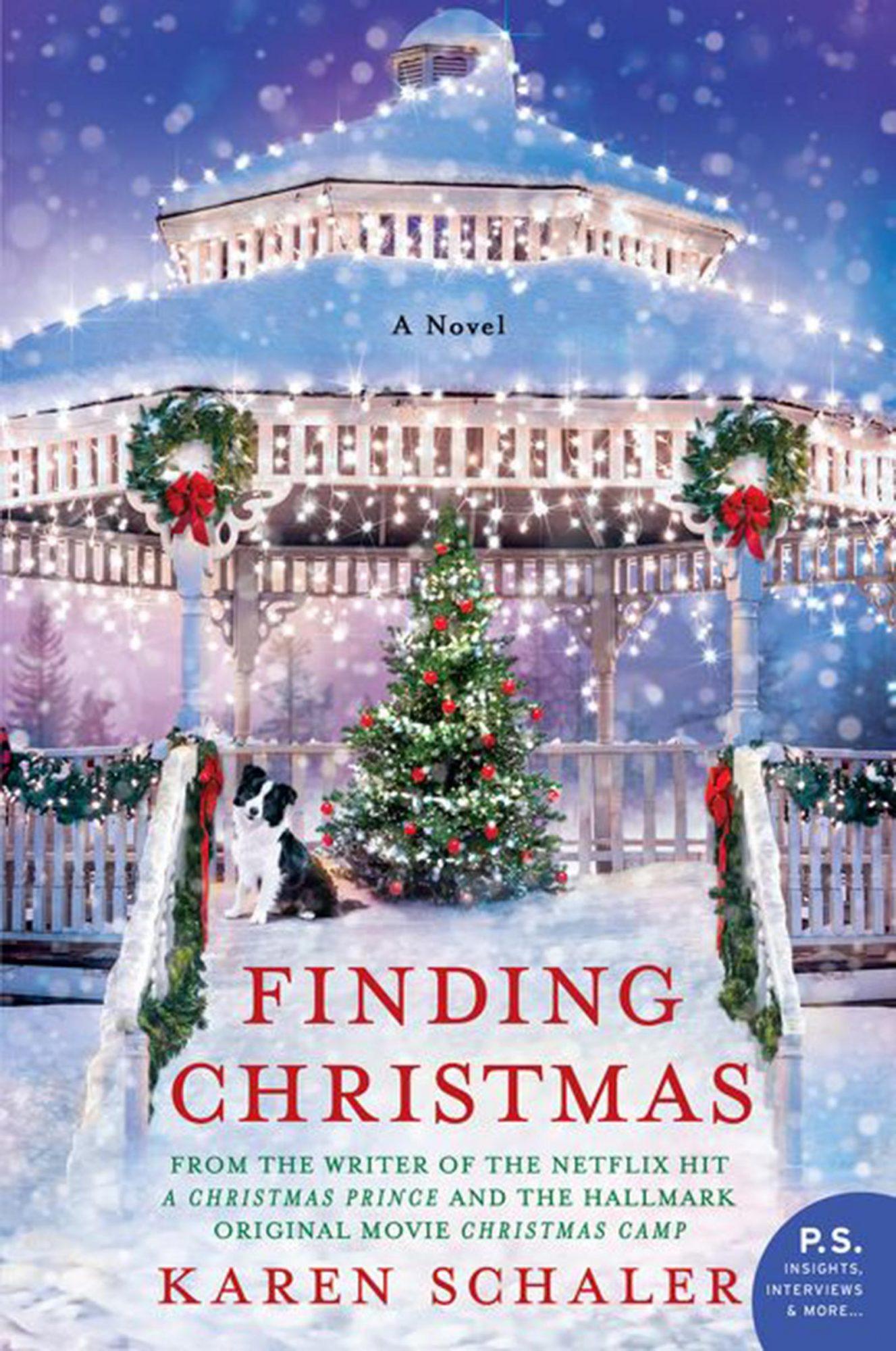 Finding Christmas by Karen SchalerImprint: William Morrow Paperbacks