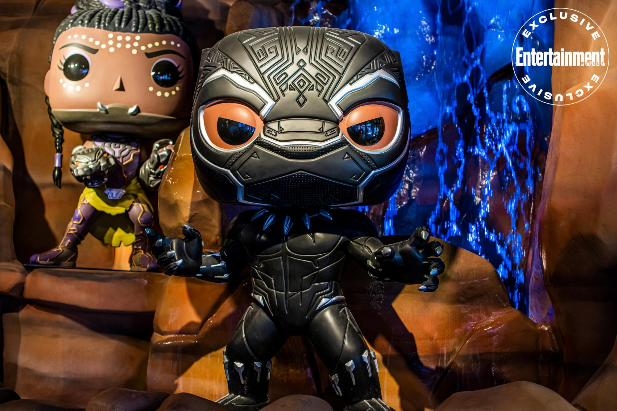 Black Panther Funkos