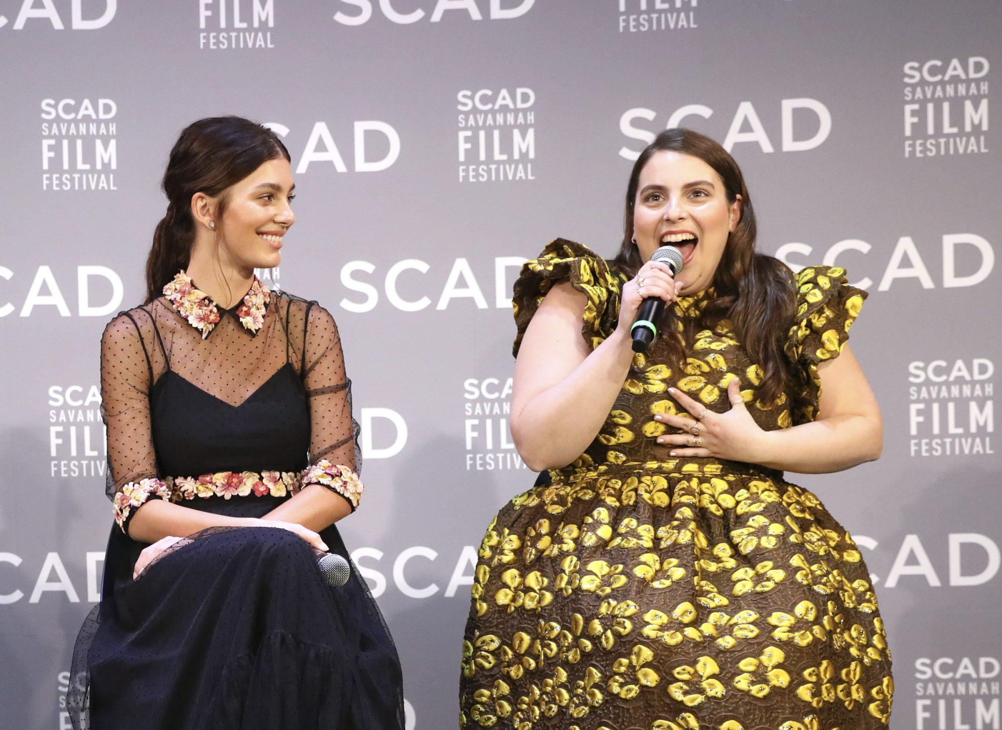 22nd SCAD Savannah Film Festival - Breakout Awards Panel & Awards Presentation To Kaitlyn Dever, Beanie Feldstein, Jharrel Jerome, Mena Massoud, Camila Morrone