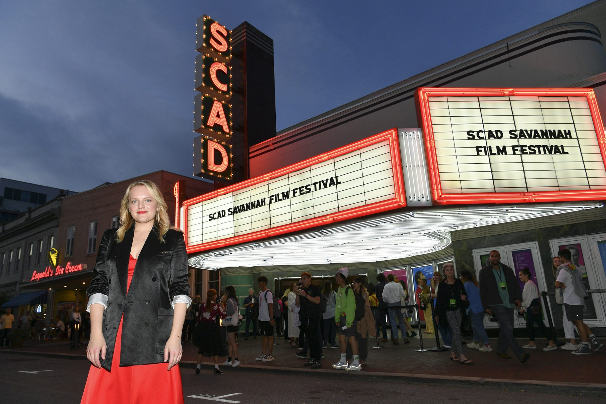 22nd SCAD Savannah Film Festival – Red Carpet - Day 6