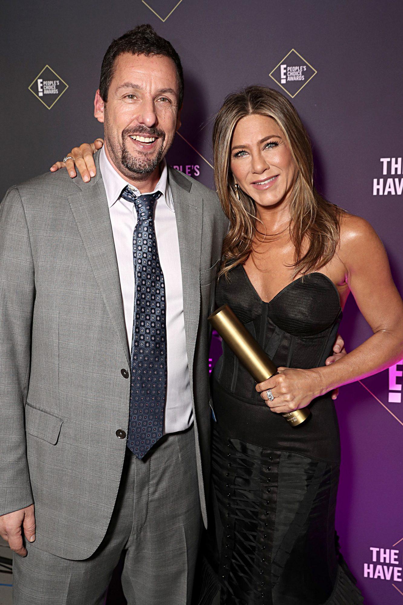 2019 E! People's Choice Awards - Backstage