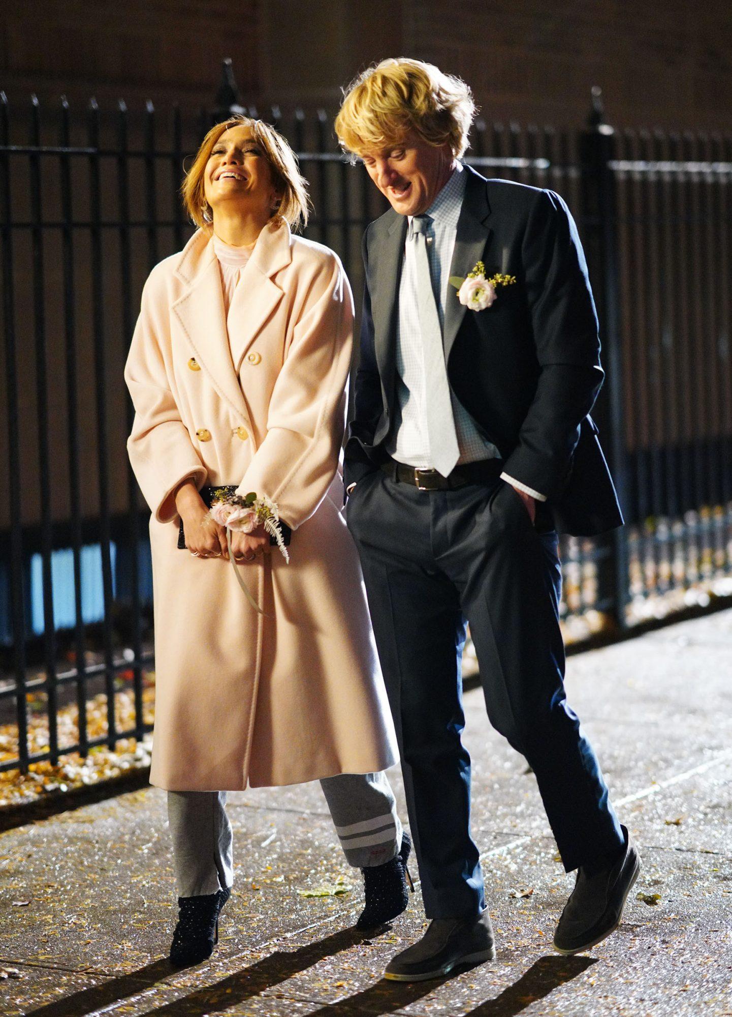 Owen Wilson and Jennifer Lopez