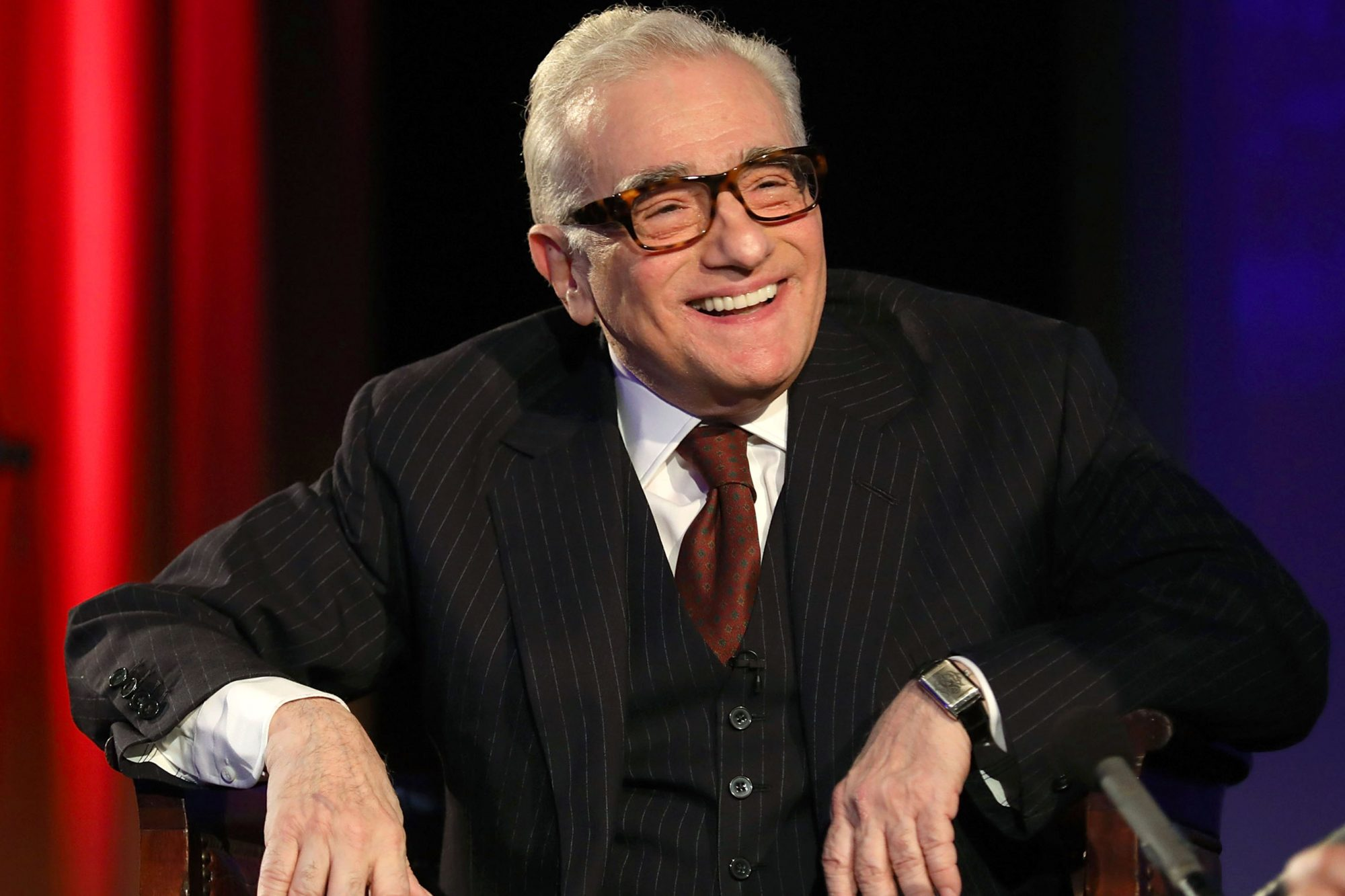 In conversation with Martin Scorsese At The BFI
