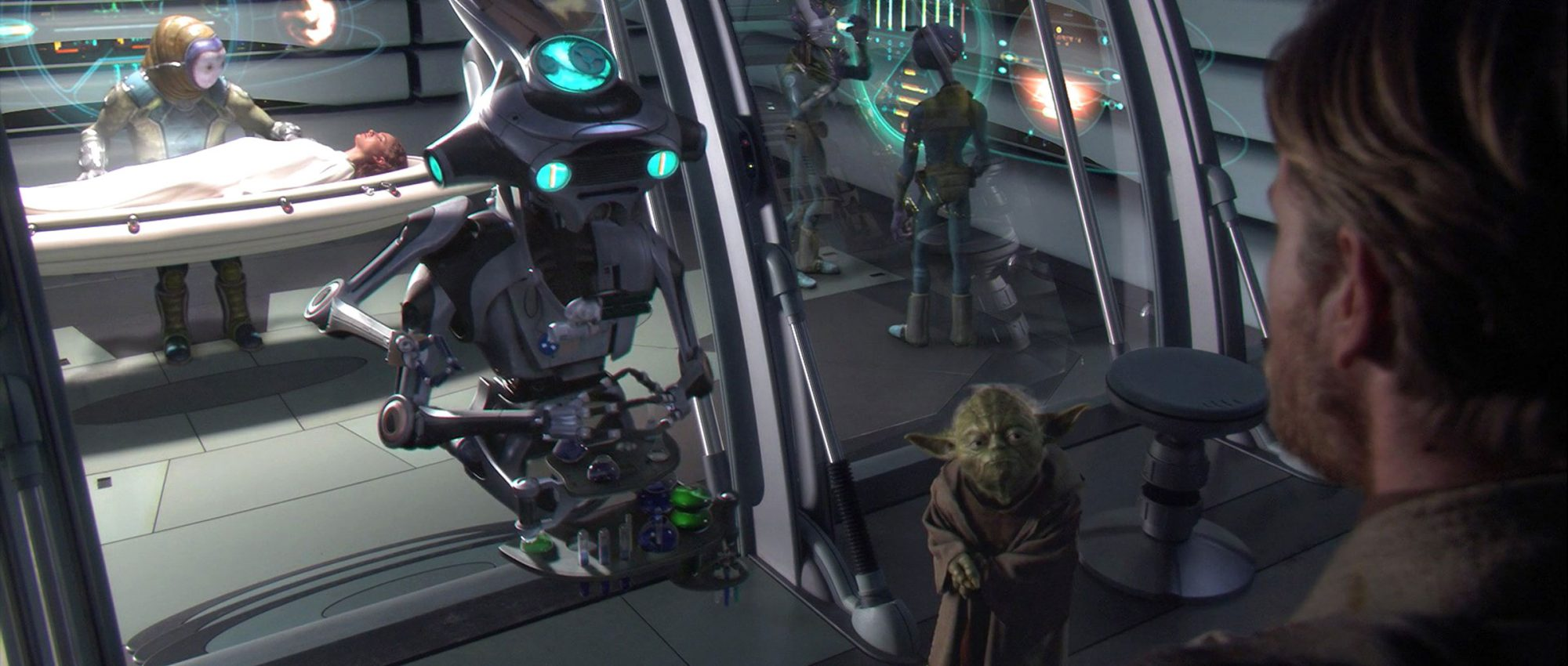 23. GH-7 medical droid (Revenge of the Sith)