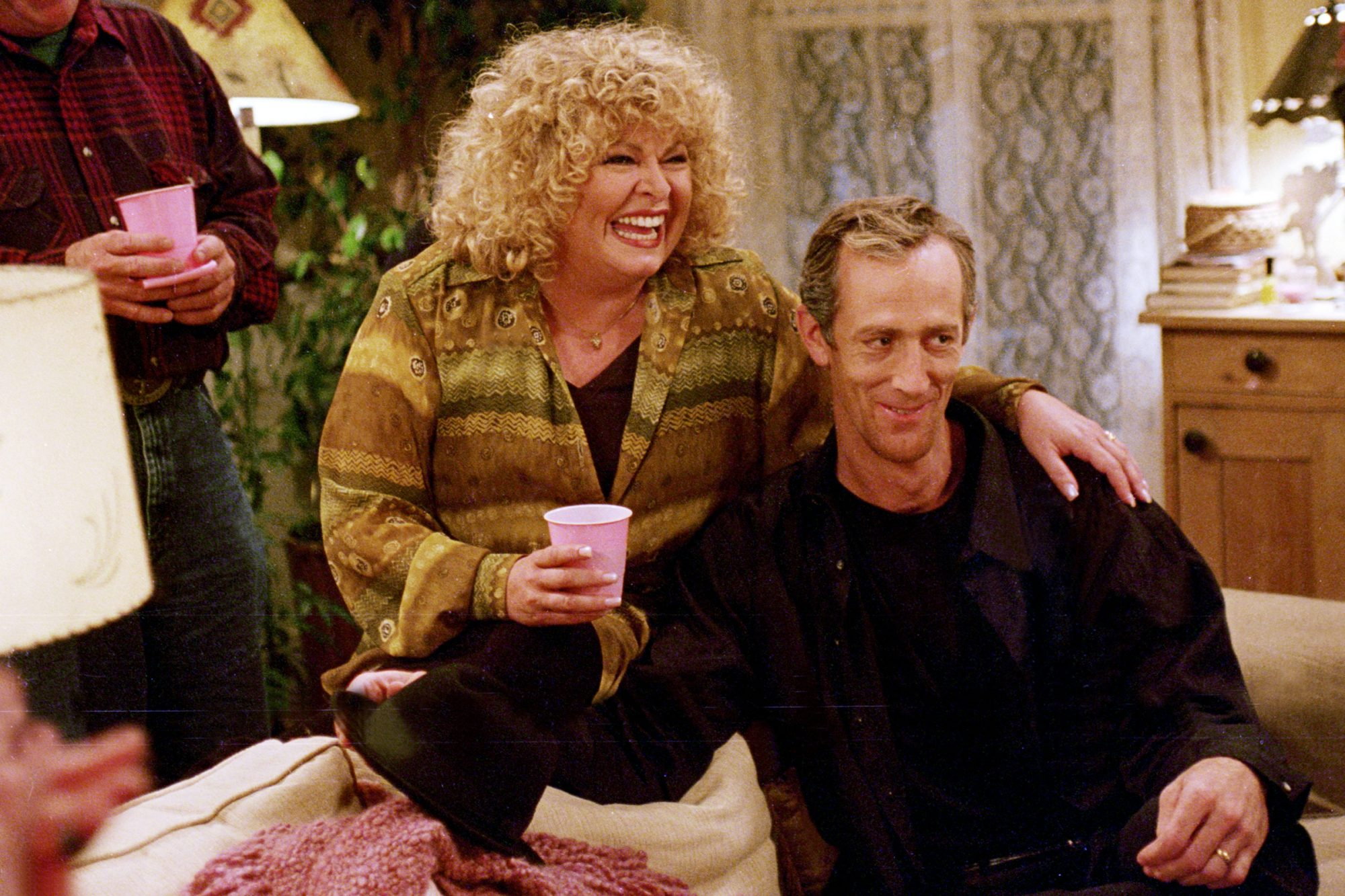 Gilmore GirlsPictured: Sally Struthers, Ted Rooney