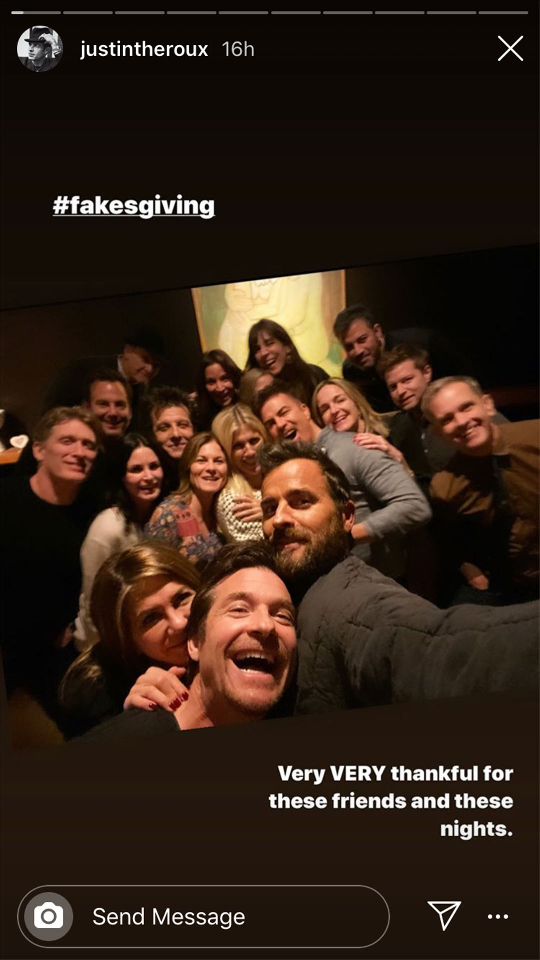 Justin Theroux/ Instagram