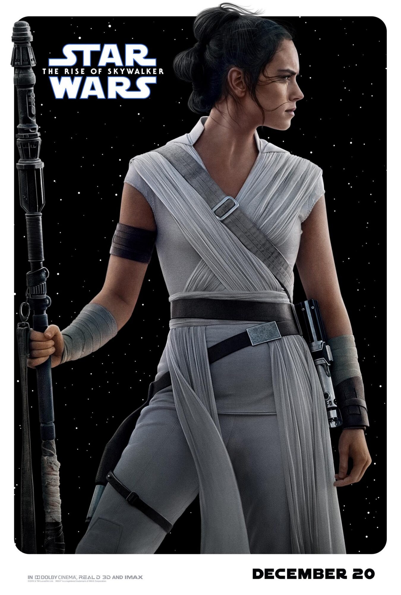 Star Wars The Rise Of Skywalker Releases 12 Character Posters Ew Com