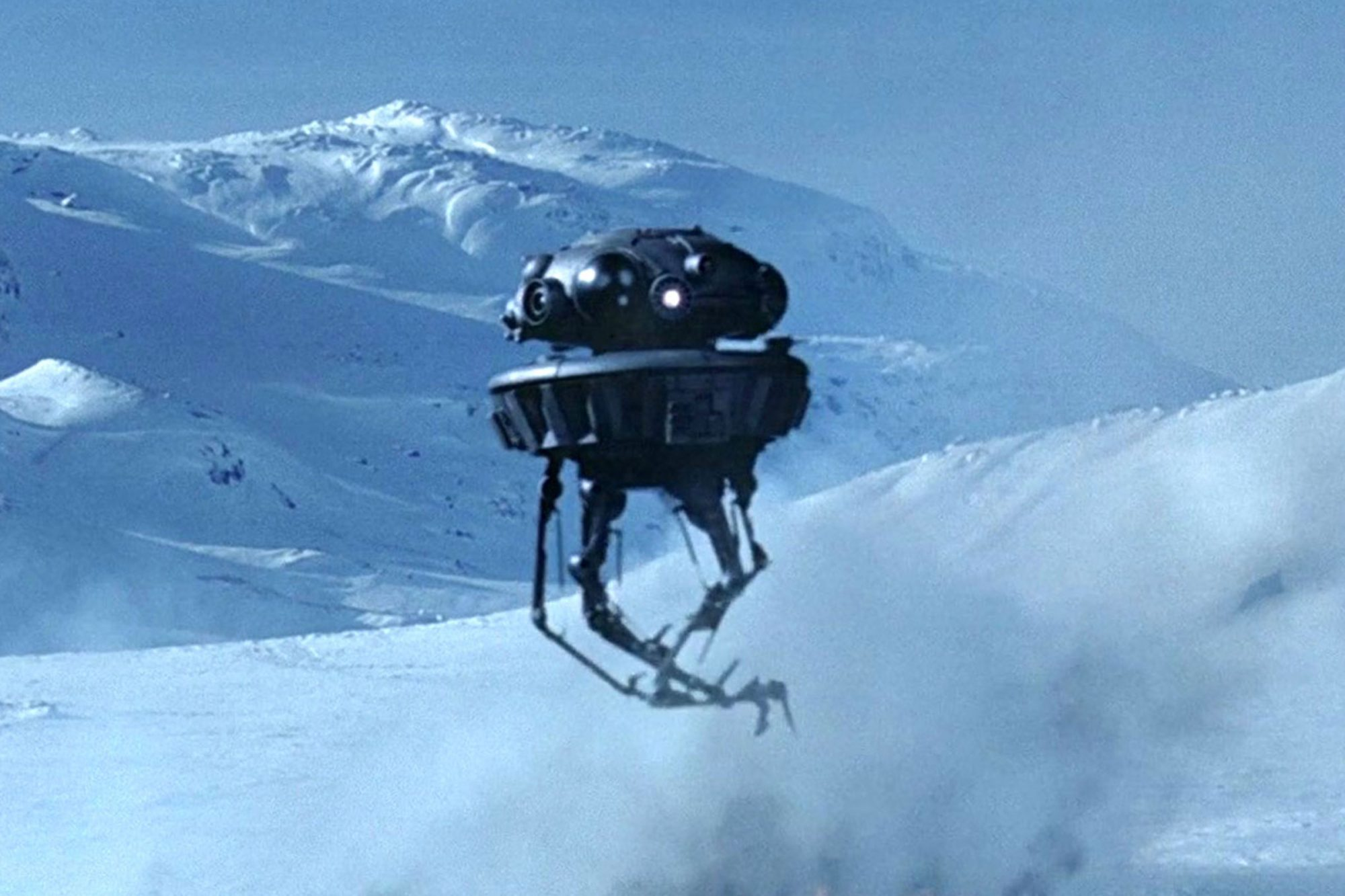 10. Imperial probe droid (The Empire Strikes Back)
