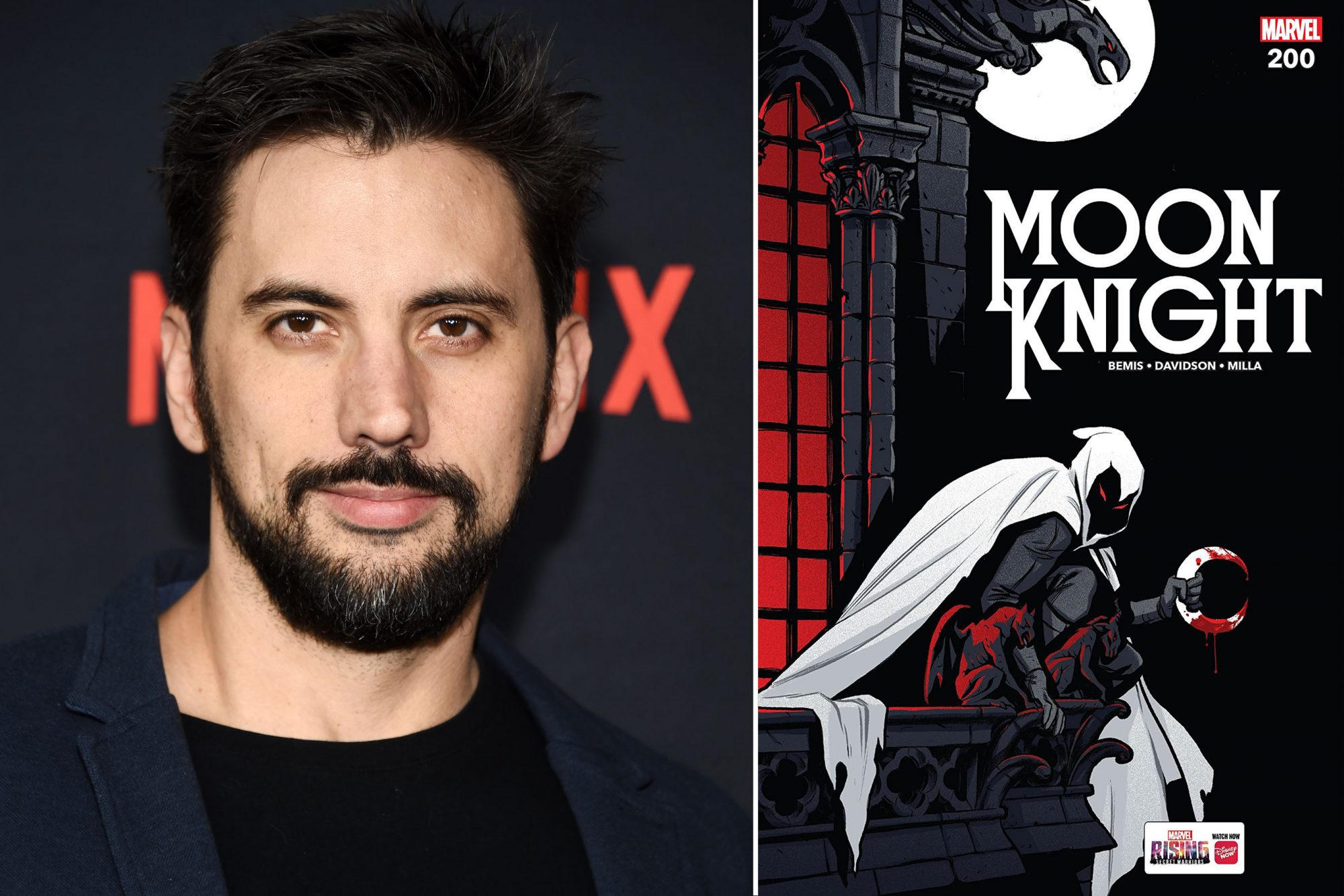 Disney+ and Marvel's Moon Knight series boss teases 'one hell of a ride' | EW.com