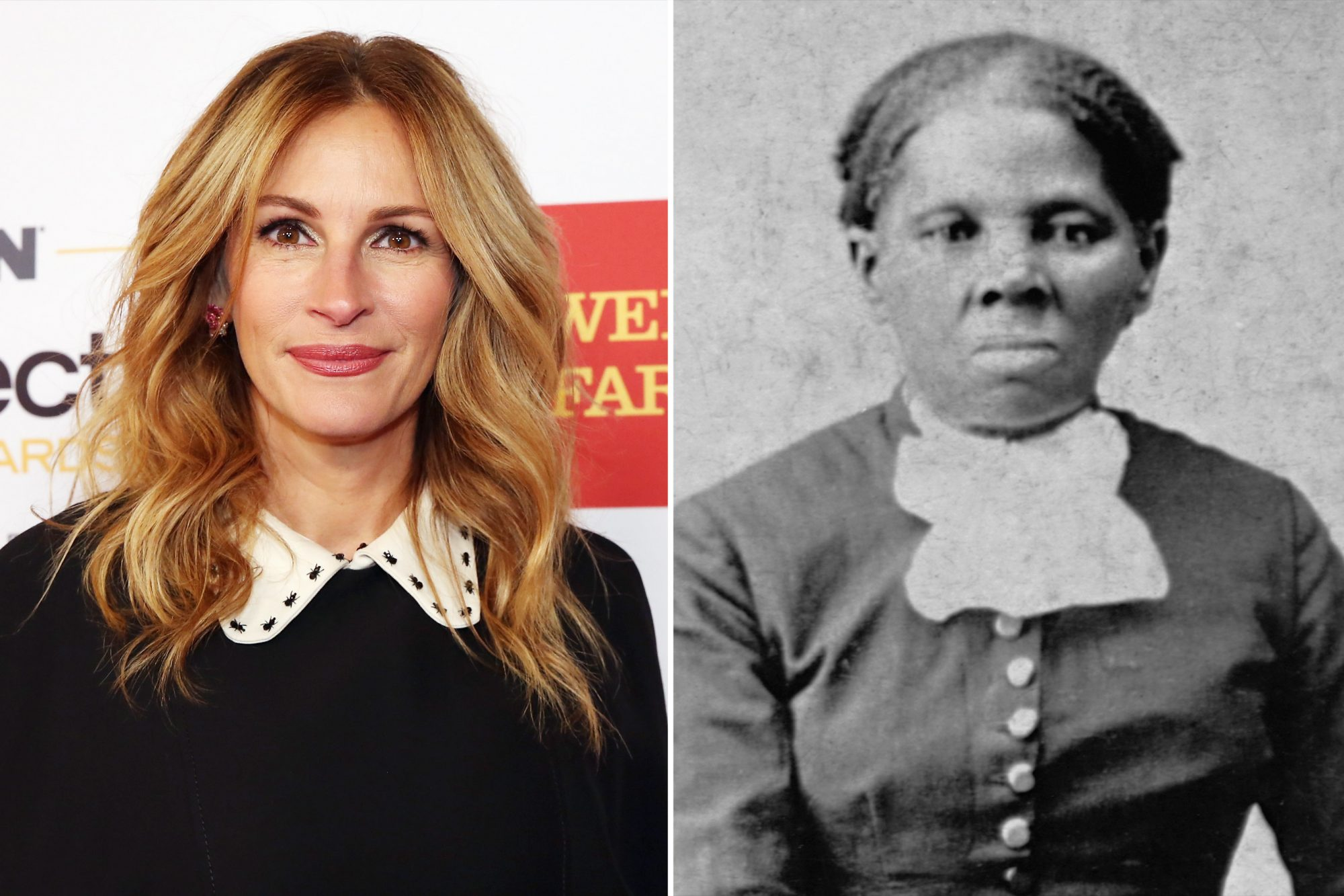 Julia Roberts, Harriet Tubman