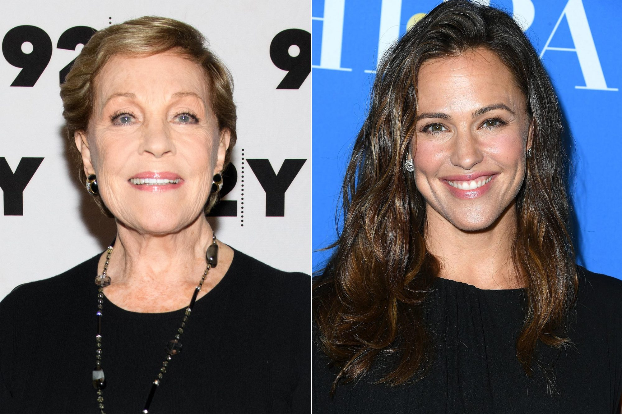 Julie Andrews, Jennifer Garner