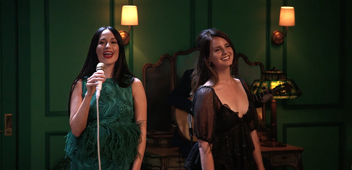 Lana Del Rey and Kacey Musgraves