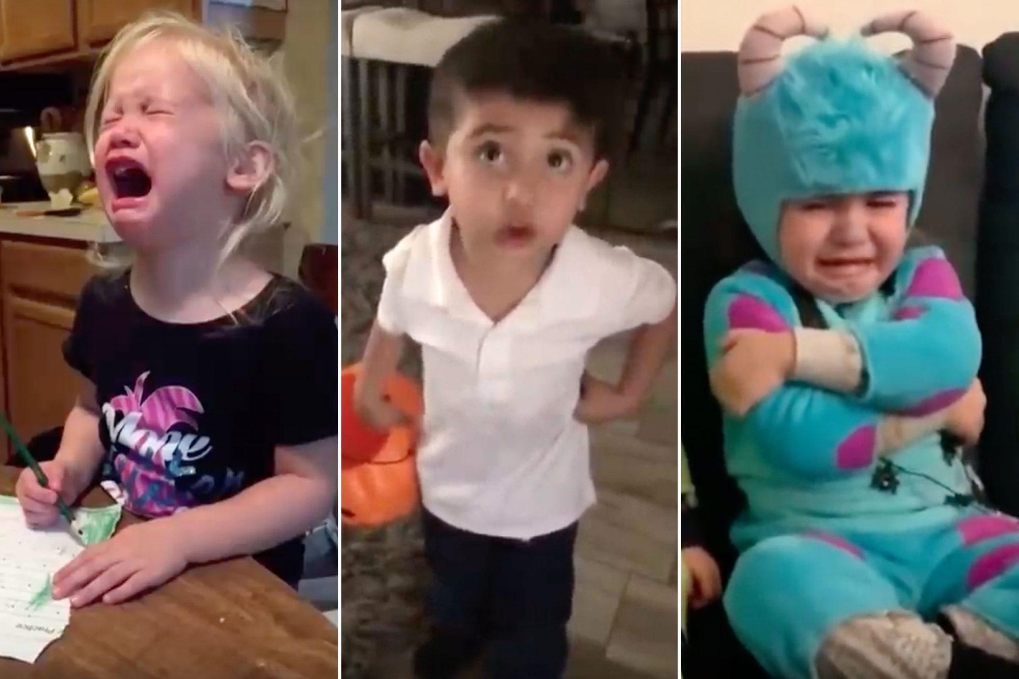 Jimmy Fallon Halloween Candy 2020 Jimmy Kimmel Halloween candy prank ruins kids' lives | EW.com