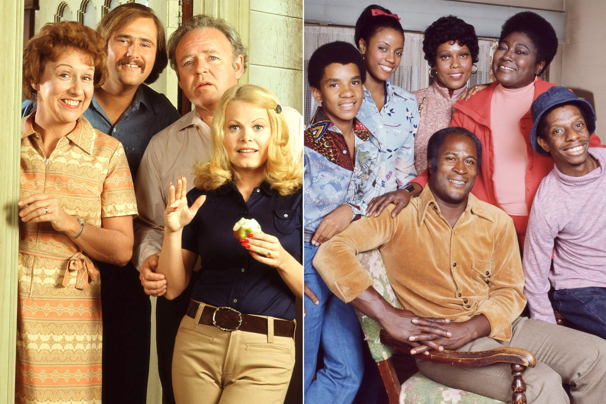 All In The Family / Good Times