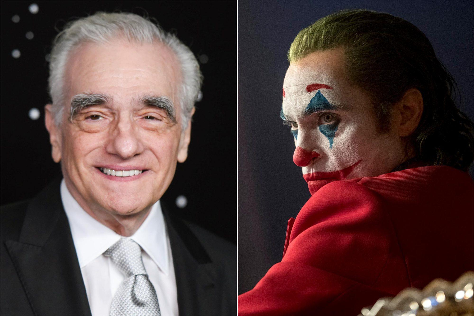 Martin Scorsese / Joker