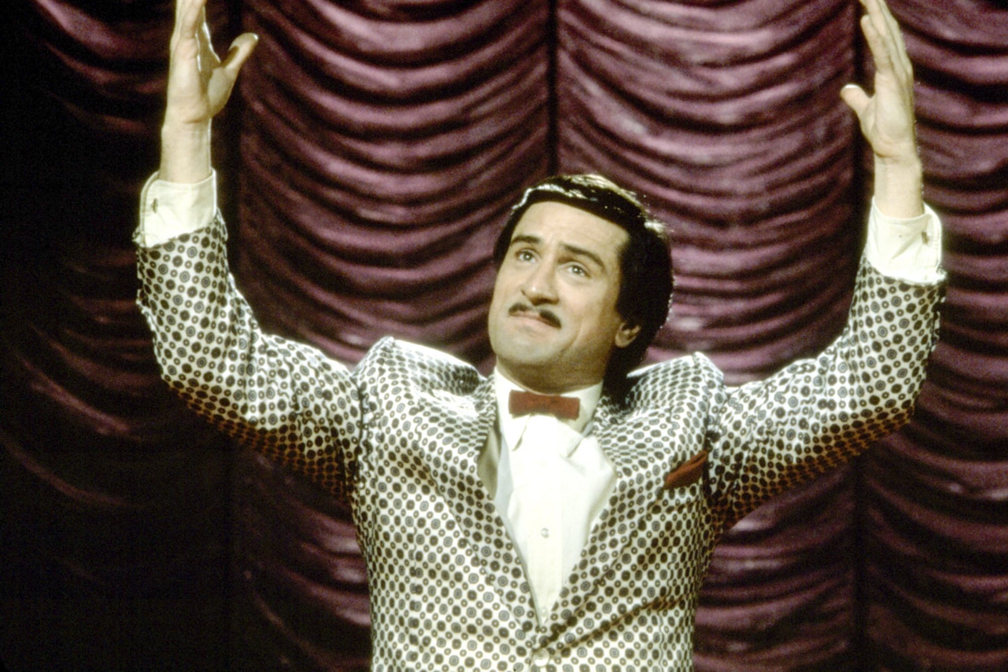 THE KING OF COMEDY, Robert De Niro, 1983.TM & copyright ©20th Century Fox Film Corp. All rights rese