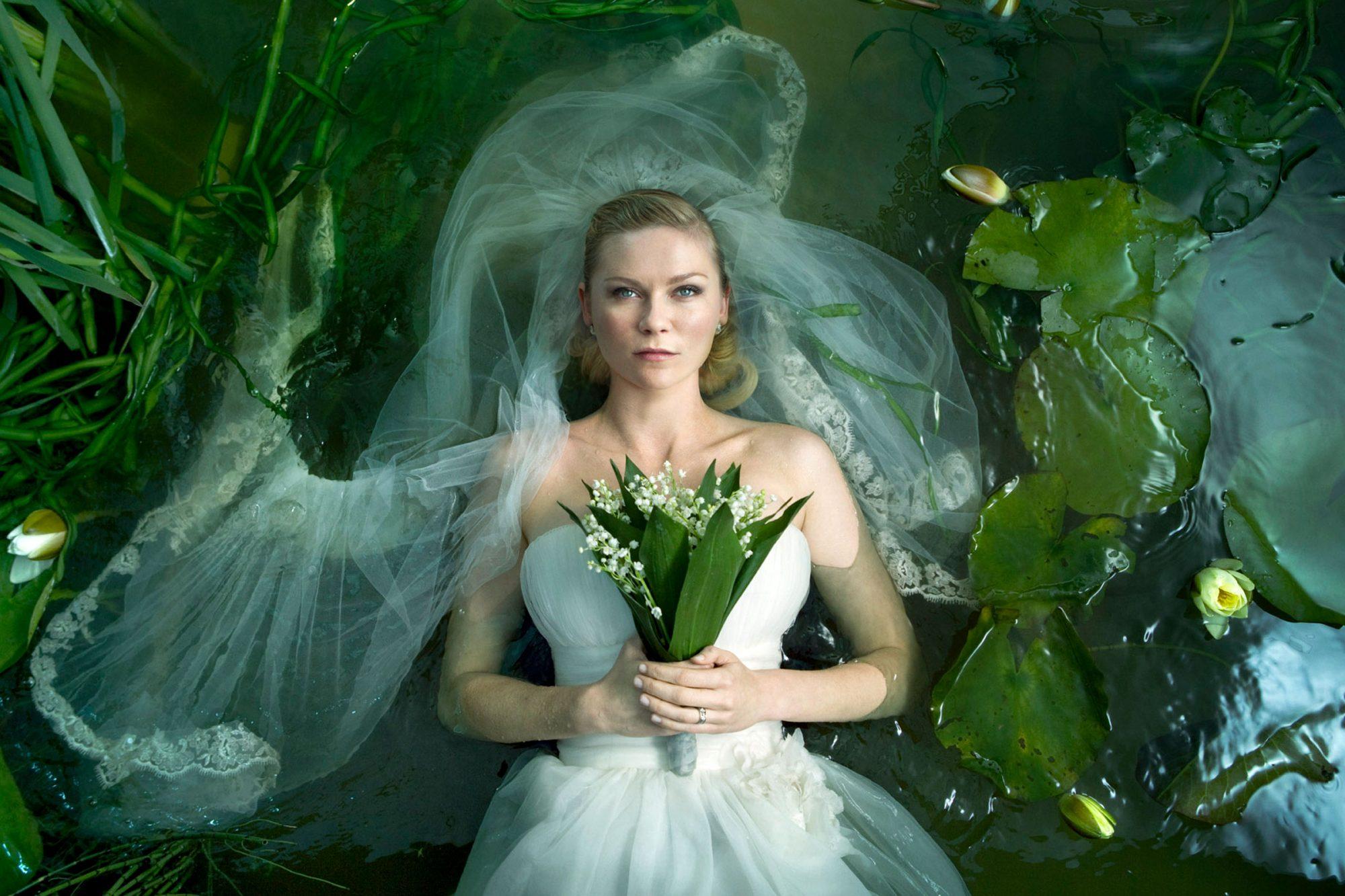 MELANCHOLIA (2011)Kirsten Dunst
