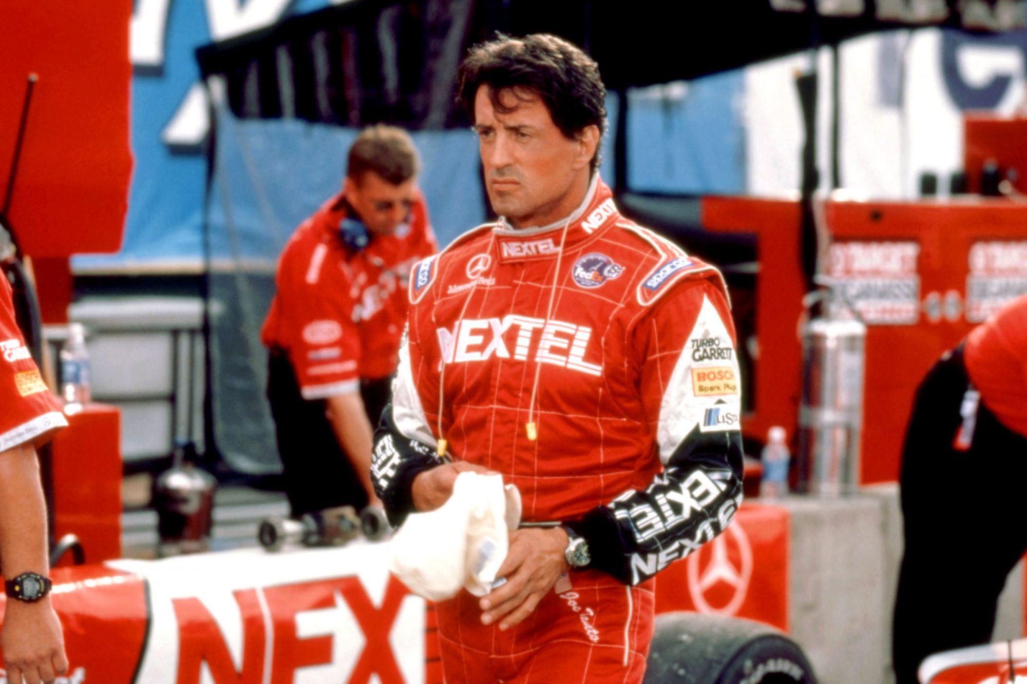 DRIVEN, Sylvester Stallone, 2001, (c)Warner Bros./courtesy Everett Collection