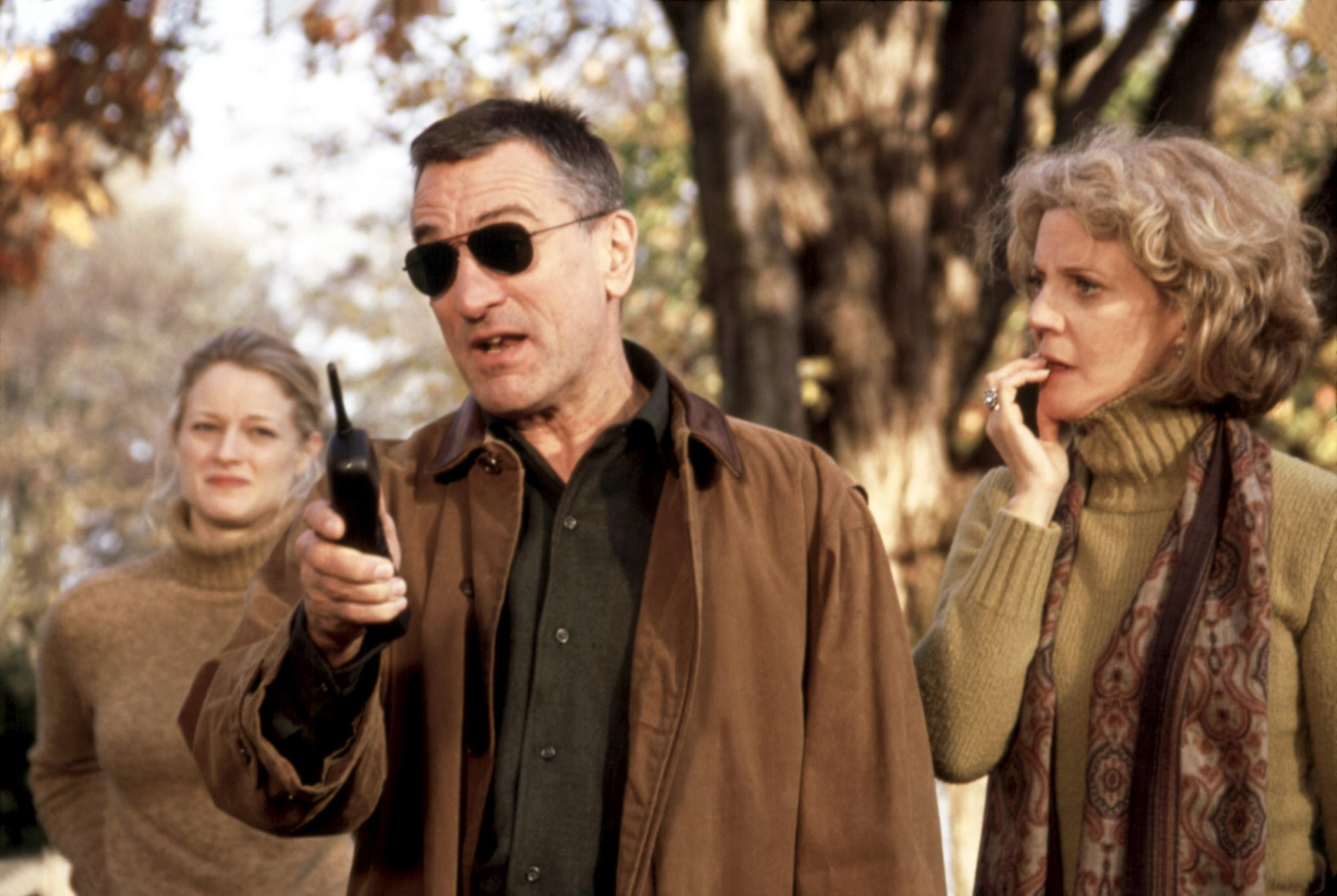 MEET THE PARENTS, Teri Polo, Robert De Niro, Blythe Danner, 2000