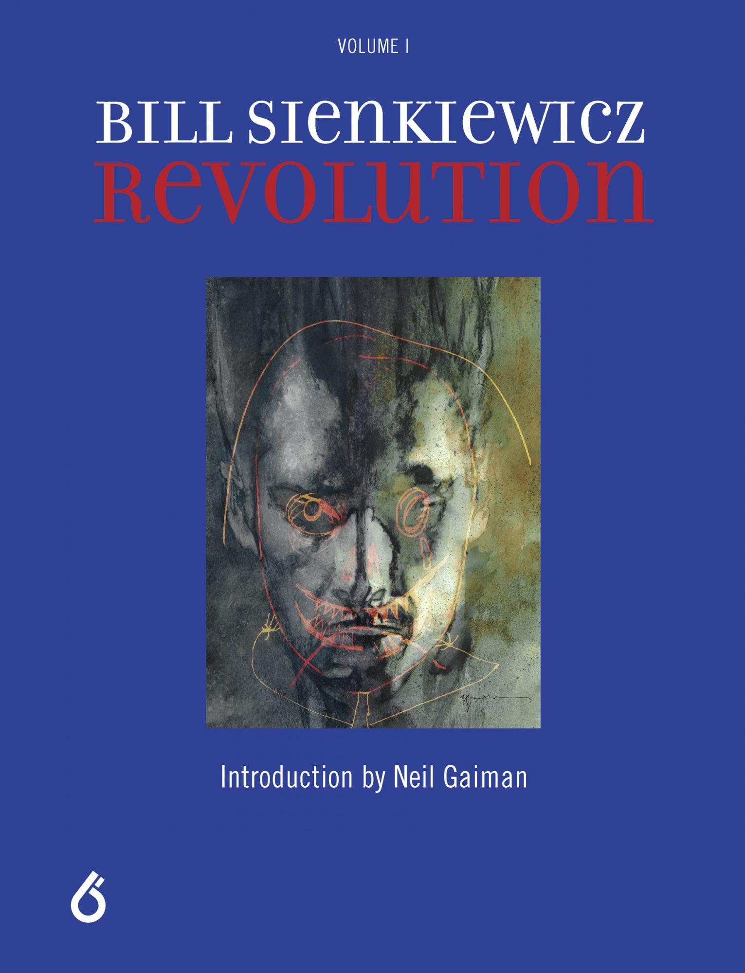Bill Sienkiewicz: Revolution