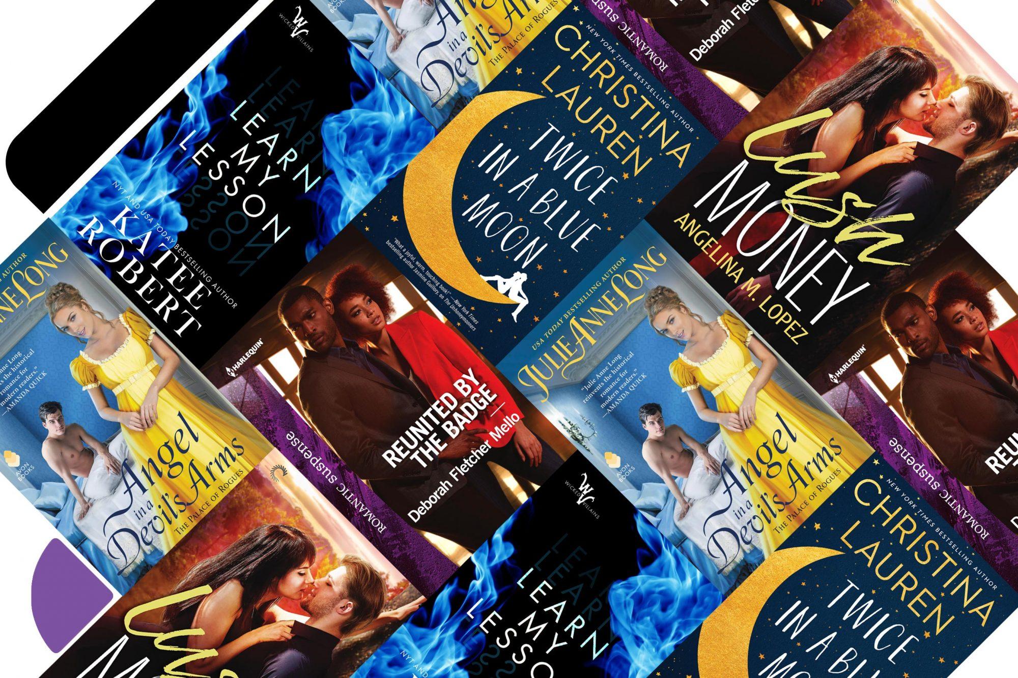 October Romance Books