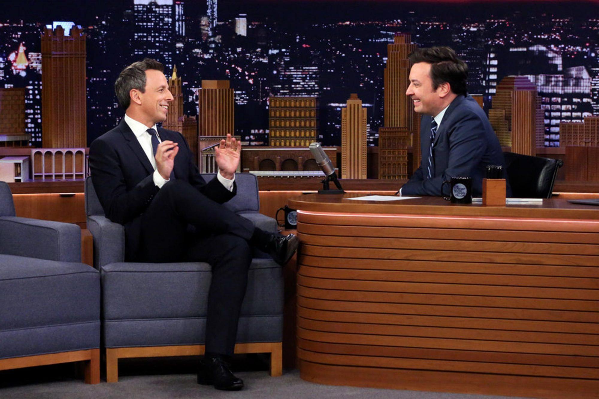 The Tonight Show Starring Jimmy Fallon, Seth Meyers