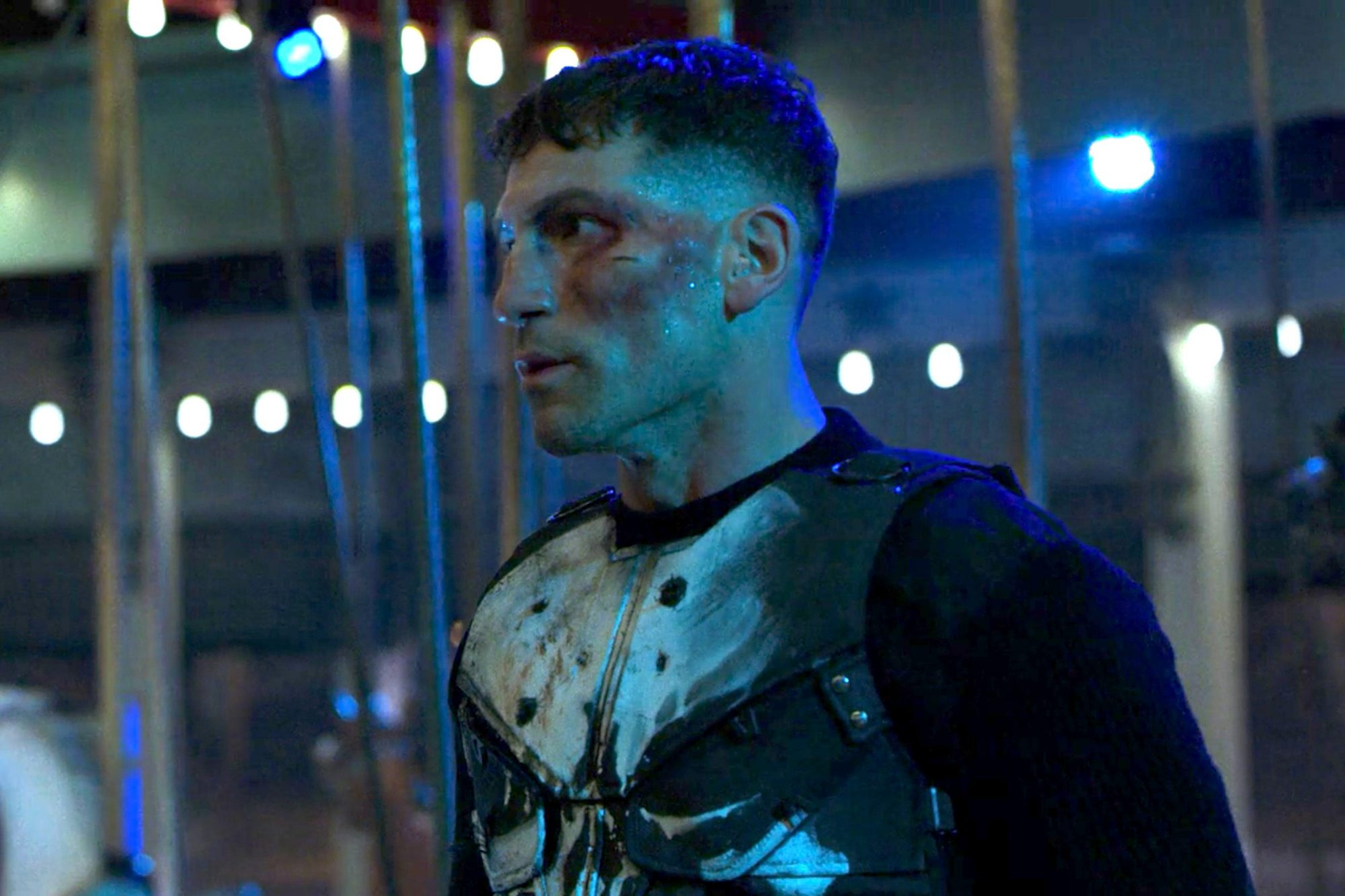 Marvel's The Punisher Ep. 113 (screen grab) CR: Netflix