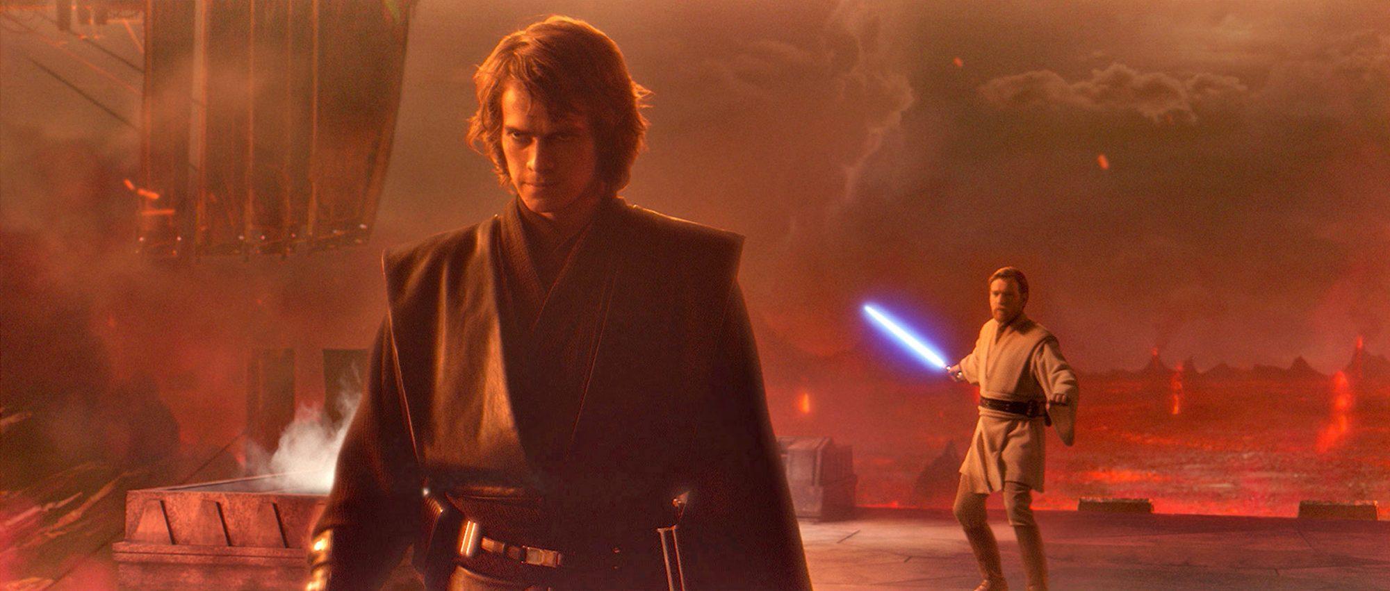 Inside The Star Wars Prequels 3 Best Lightsaber Fights Ew Com