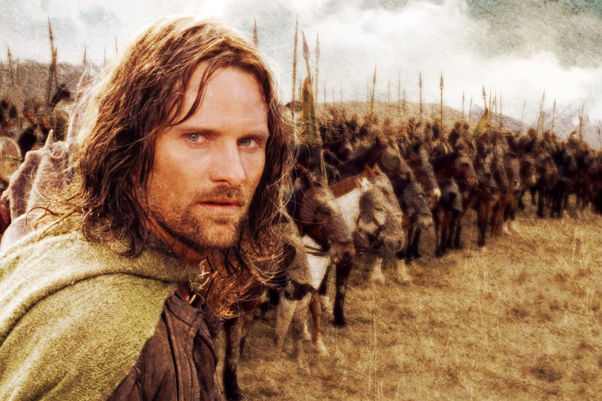 Lord of the Rings: The Return of the King (2003)Viggo Mortensen