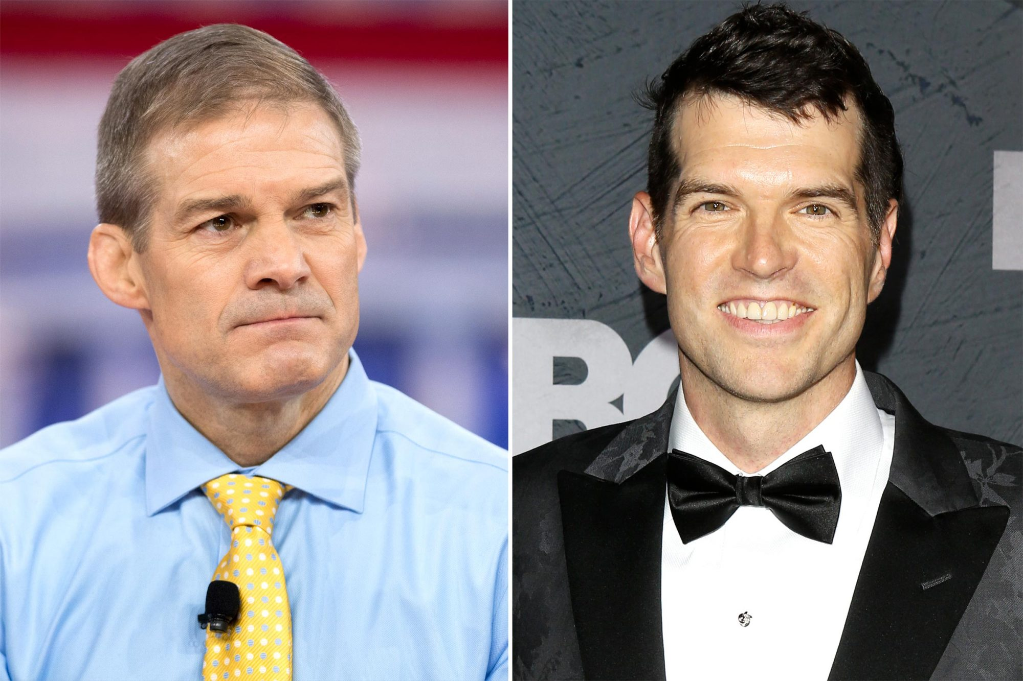 U.S. Rep. Jim Jordan, played by Timothy Simons