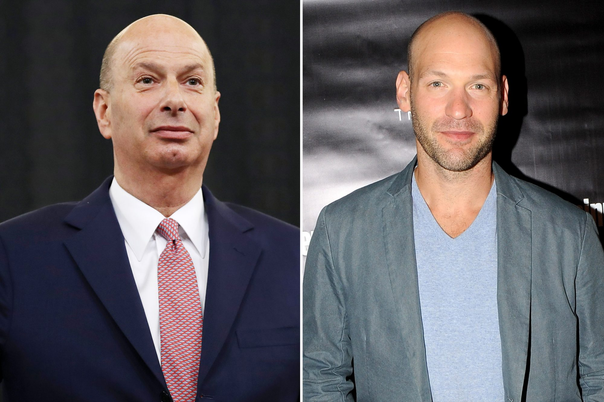 American diplomat Gordon Sondland, played by Corey Stoll