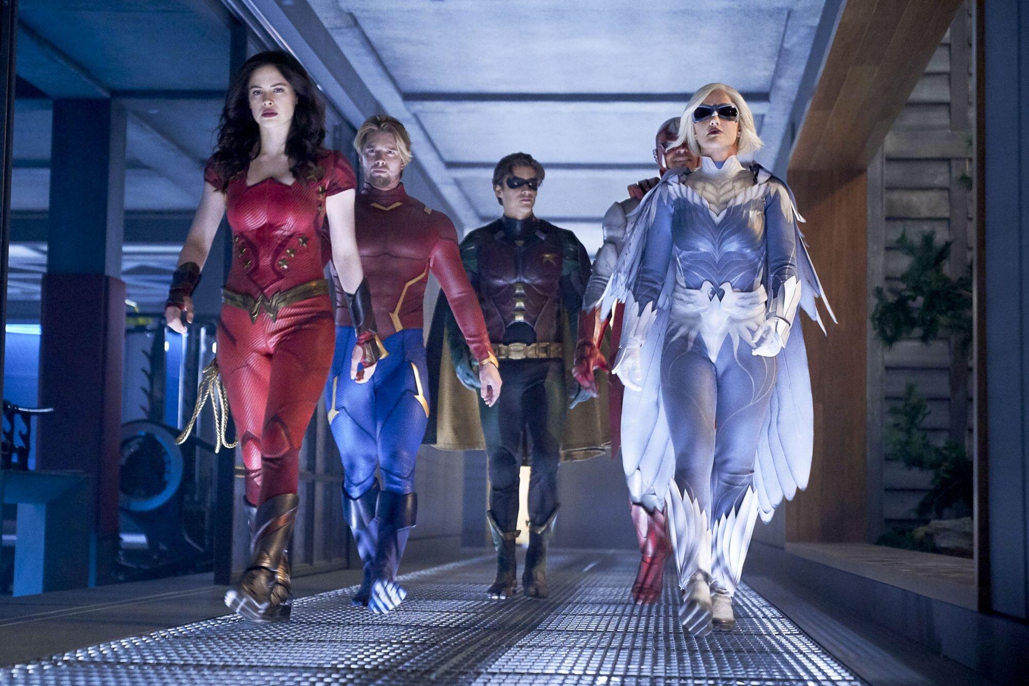 Titans renewed for season 3 on DC Universe