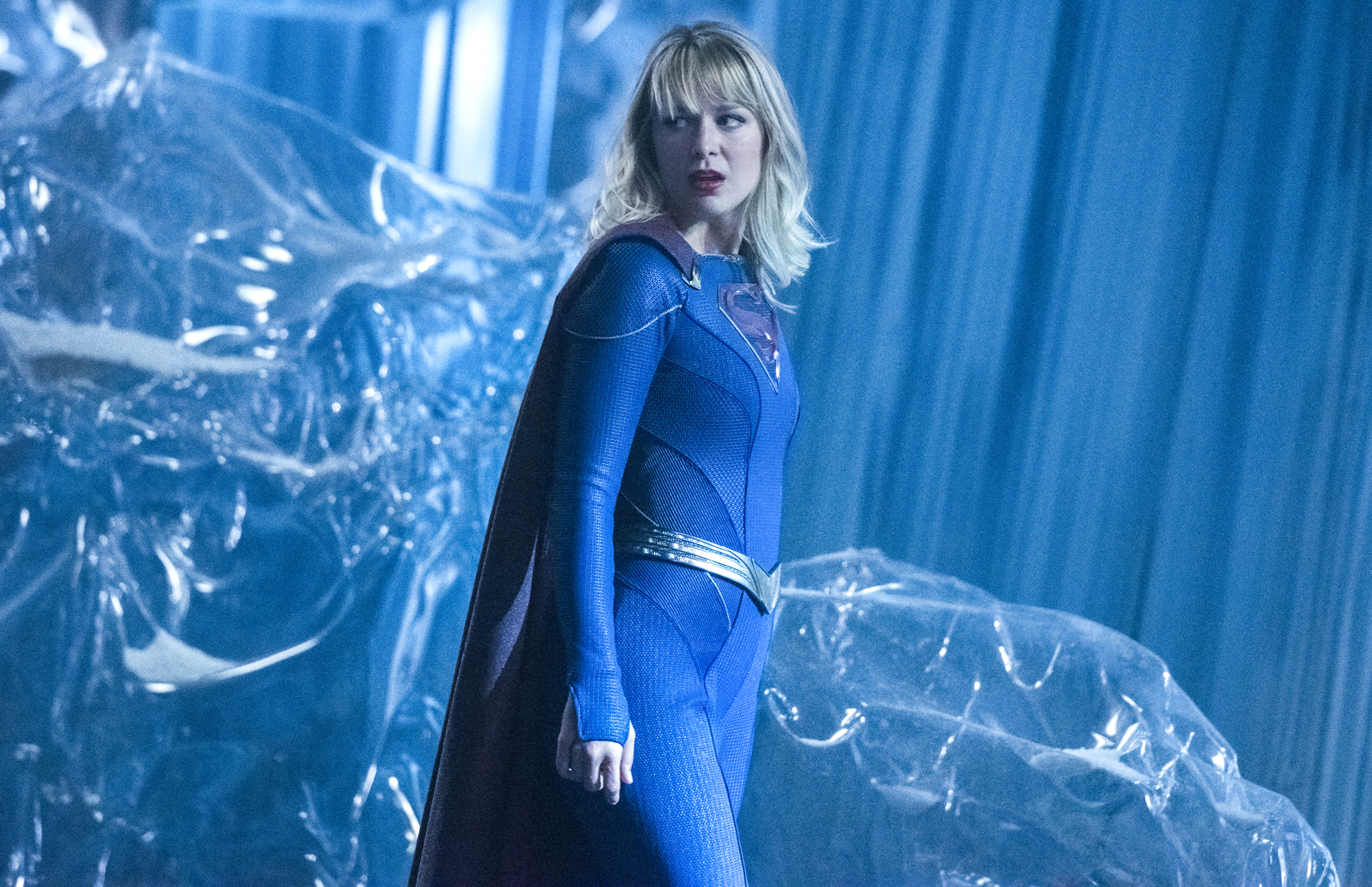 "Supergirl -- ""Tremors"""