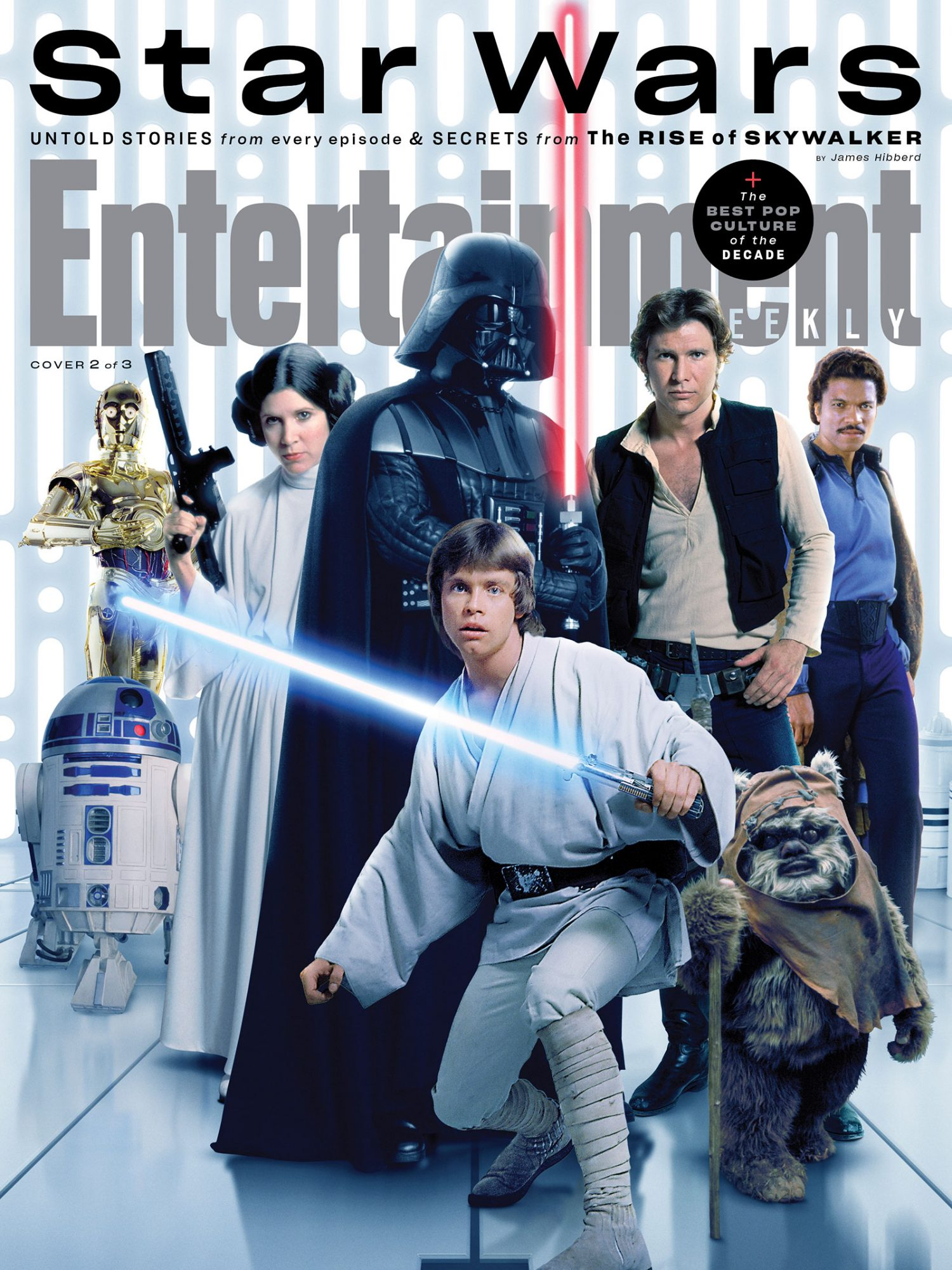 EW's Star Wars Untold Stories issue