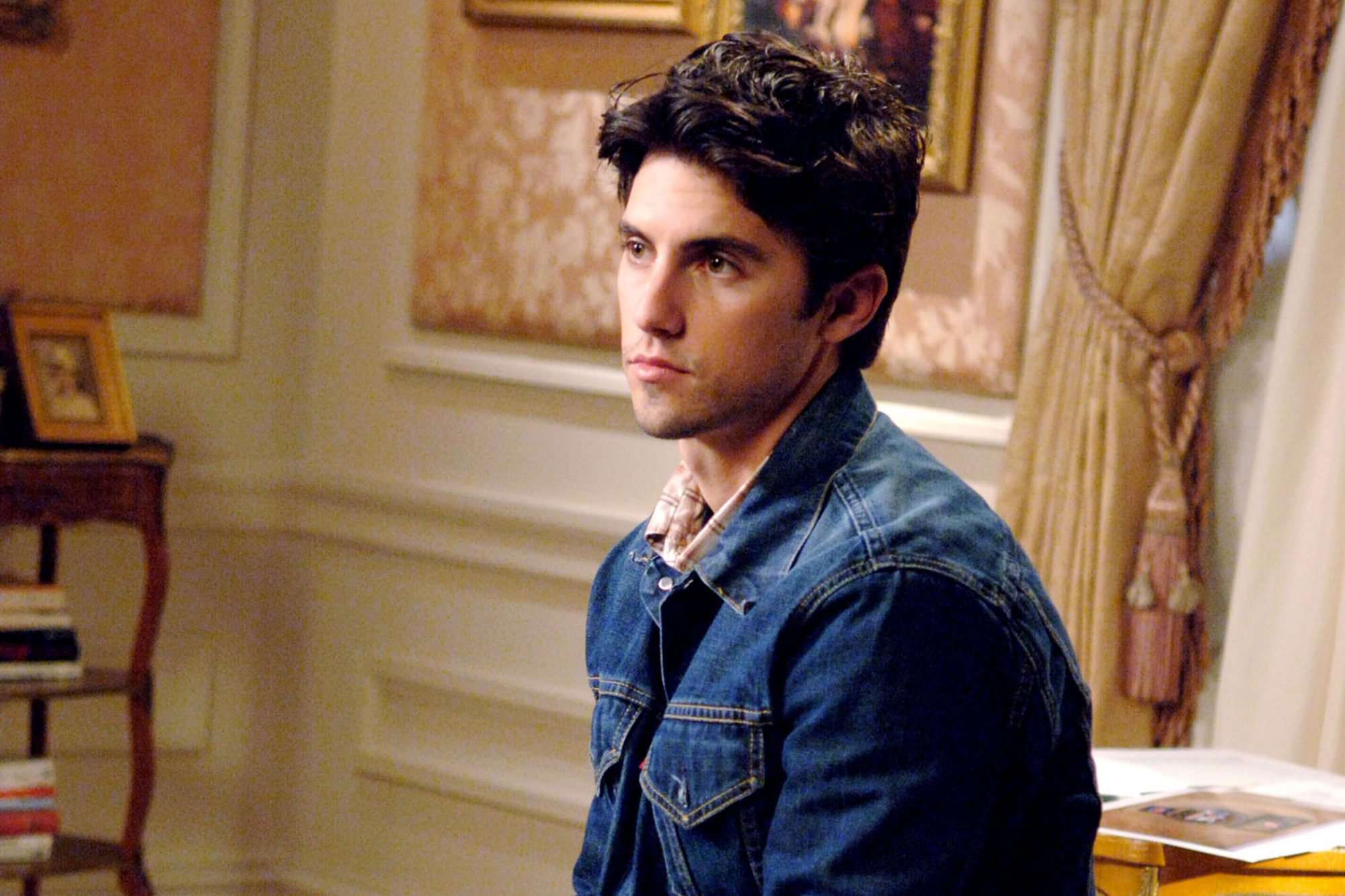 GILMORE GIRLS, Milo Ventimiglia, 'Let Me Hear Your Balailakas Ringing Out' (Season 6, aired November