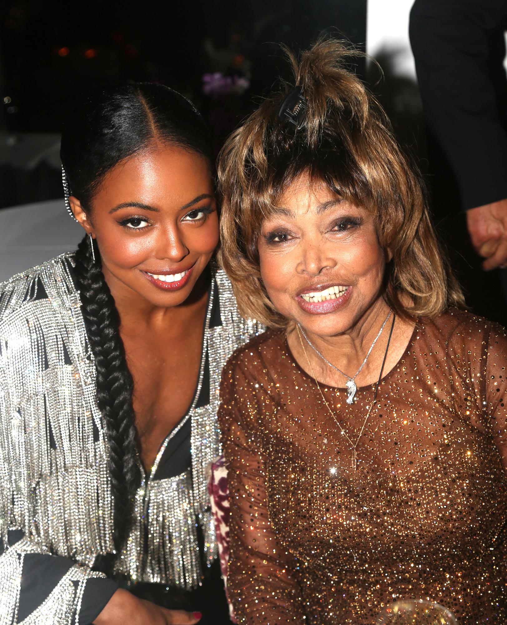 Tina Turner Musical Opening Night