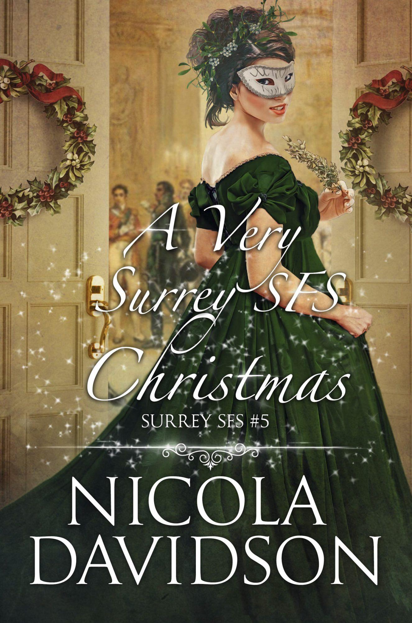 Very Surrey SFS Christmas by Nicola Davidson