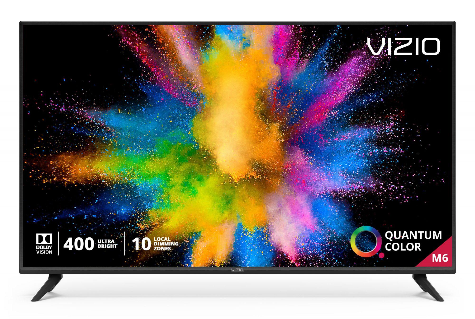 """VIZIO 55"""" Class M-Series Quantum 4K Ultra HD HDR Smart TV"""