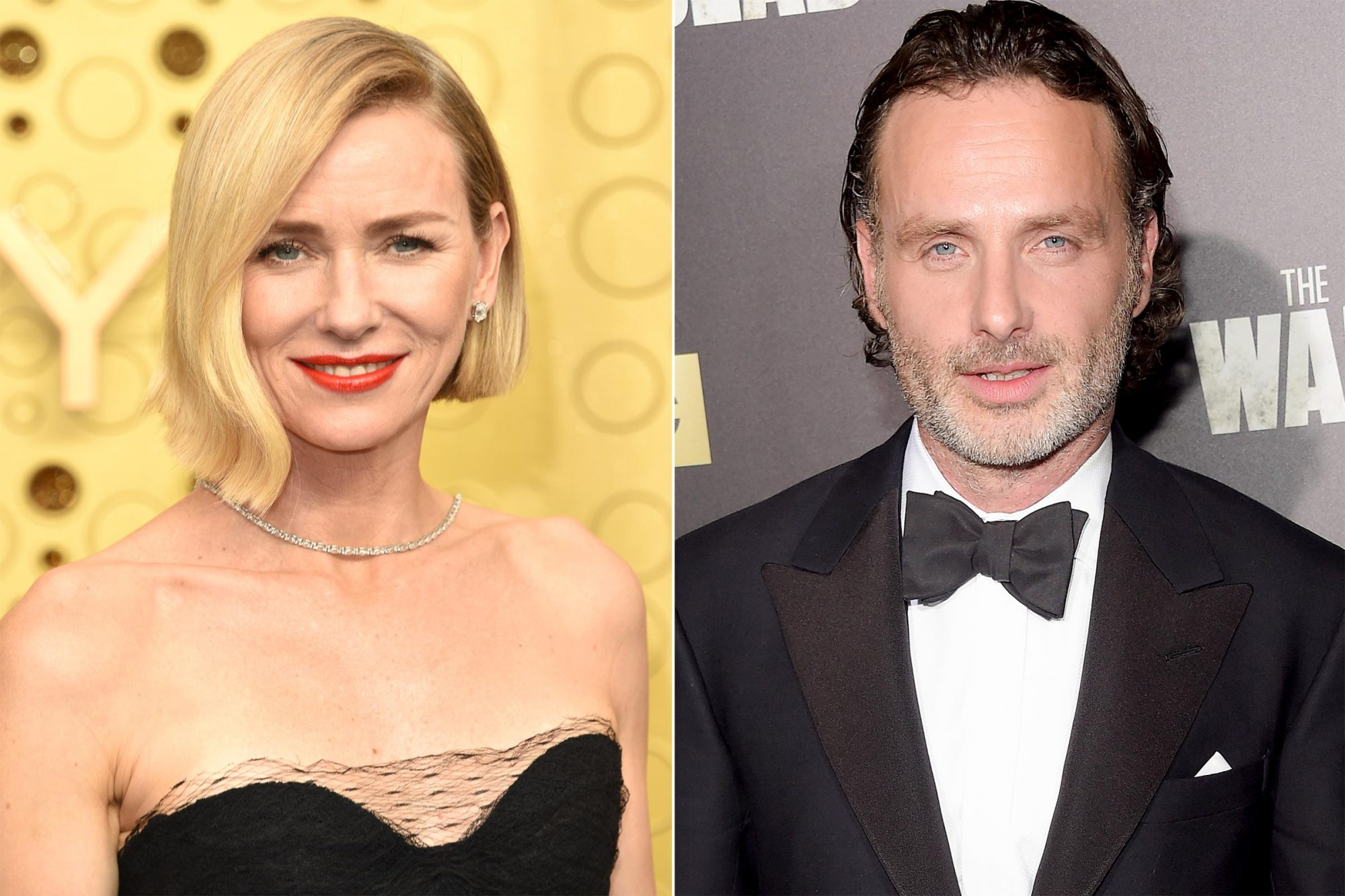 Naomi Watts / Andrew Lincoln