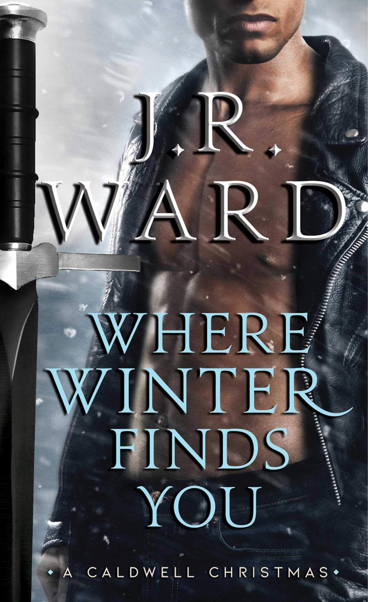 Where Winter Finds You by J.R. WardPublisher: Pocket Books