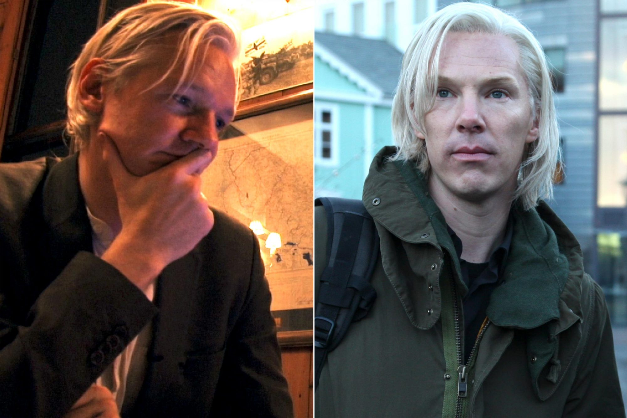 We Steal Secrets (2013) and The Fifth Estate (2013)