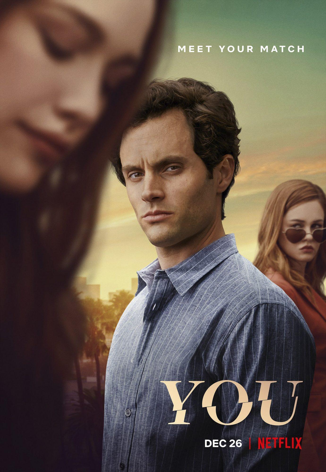 YOU Season 2 key art CR: Netflix