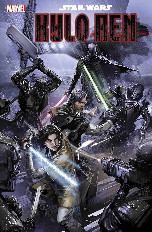 Kylo Ren Star Wars comic