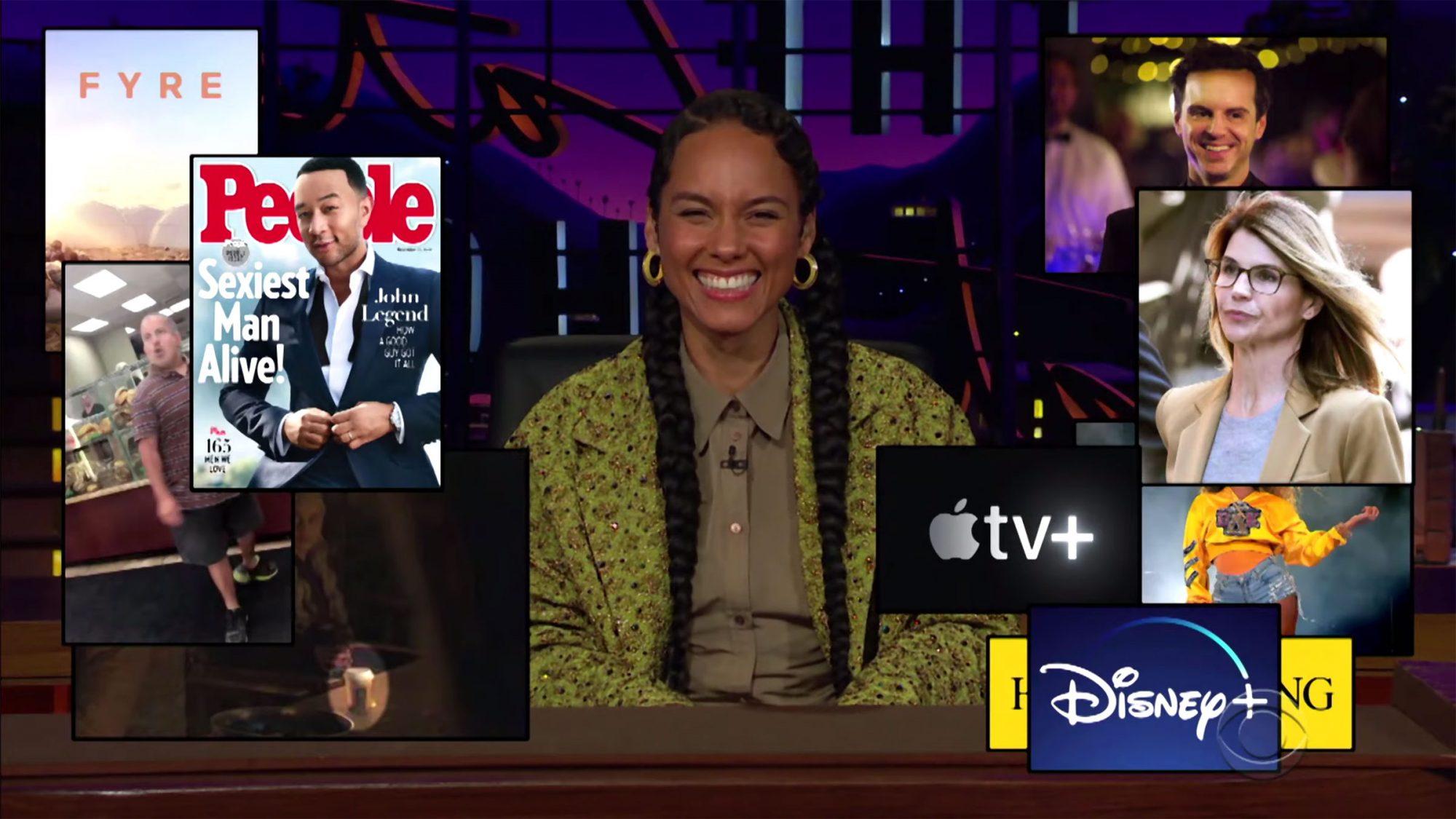 Alicia Keys Recaps 2019 w/ Her Piano