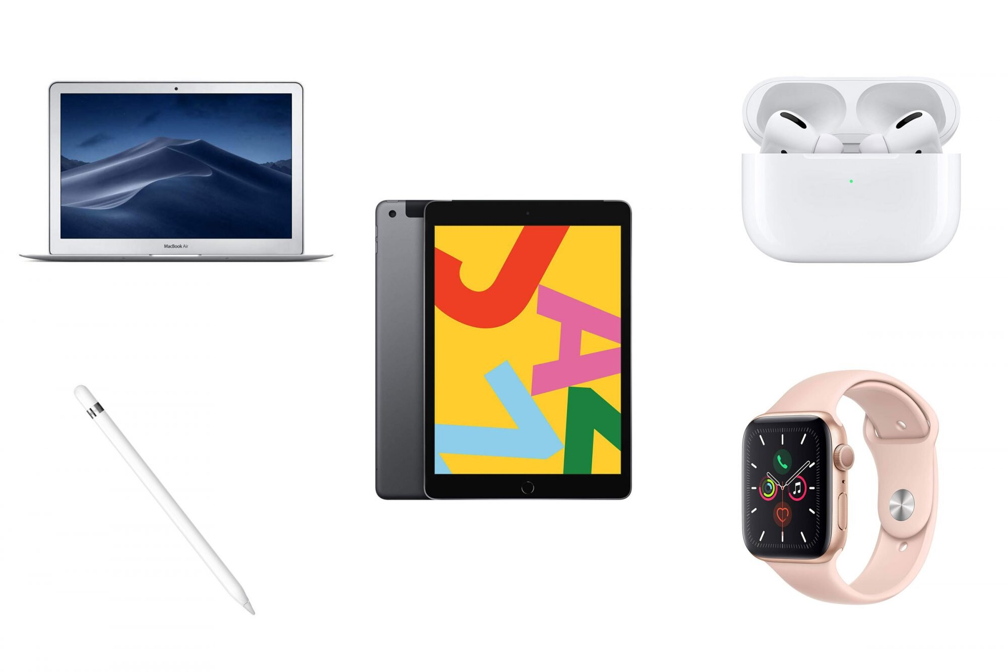 Apple Airpods Watches Ipads Macbooks Cyber Monday Sale Ew Com