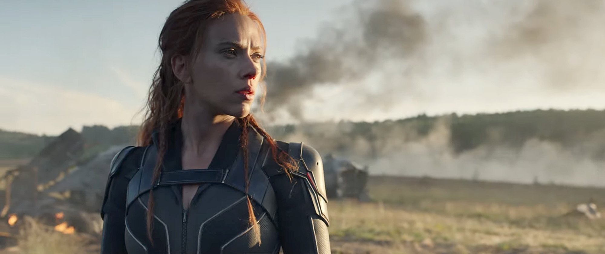 Marvel Studios' Black Widow - Official Teaser